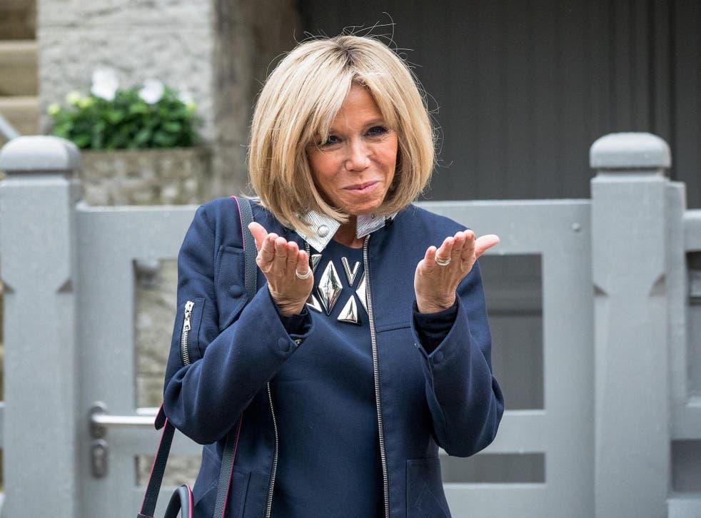 Brigitte Macron will control her own budget