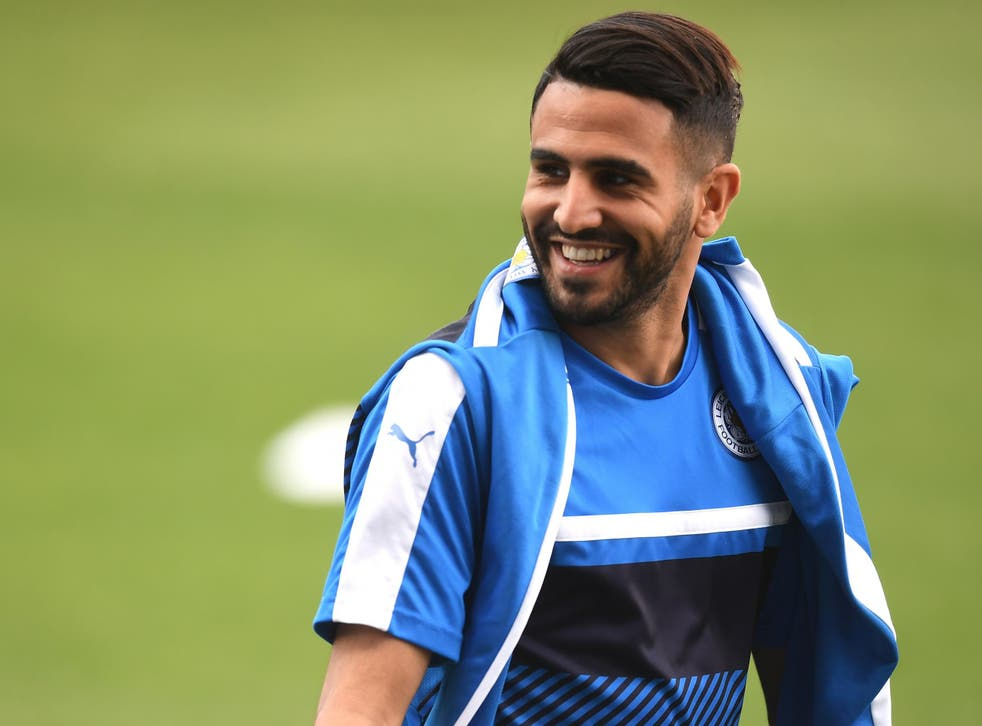 A number of clubs are interested in a summer move for Mahrez