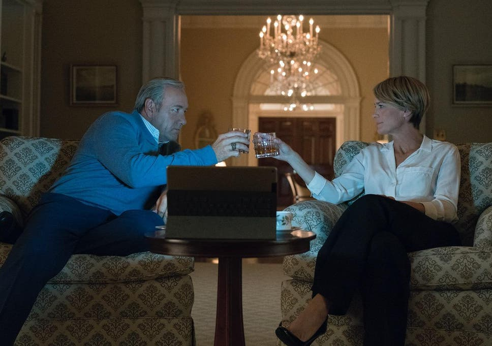 House of Cards season 5 episode 1 review: Trump is there
