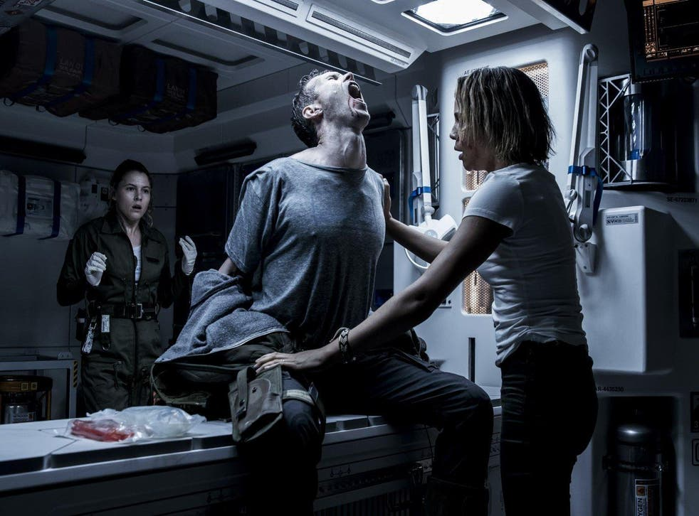 The new 'Alien' film boasts a strong ensemble cast, and Ridley Scott pays exhaustive attention to character even in the film's the most fraught moments