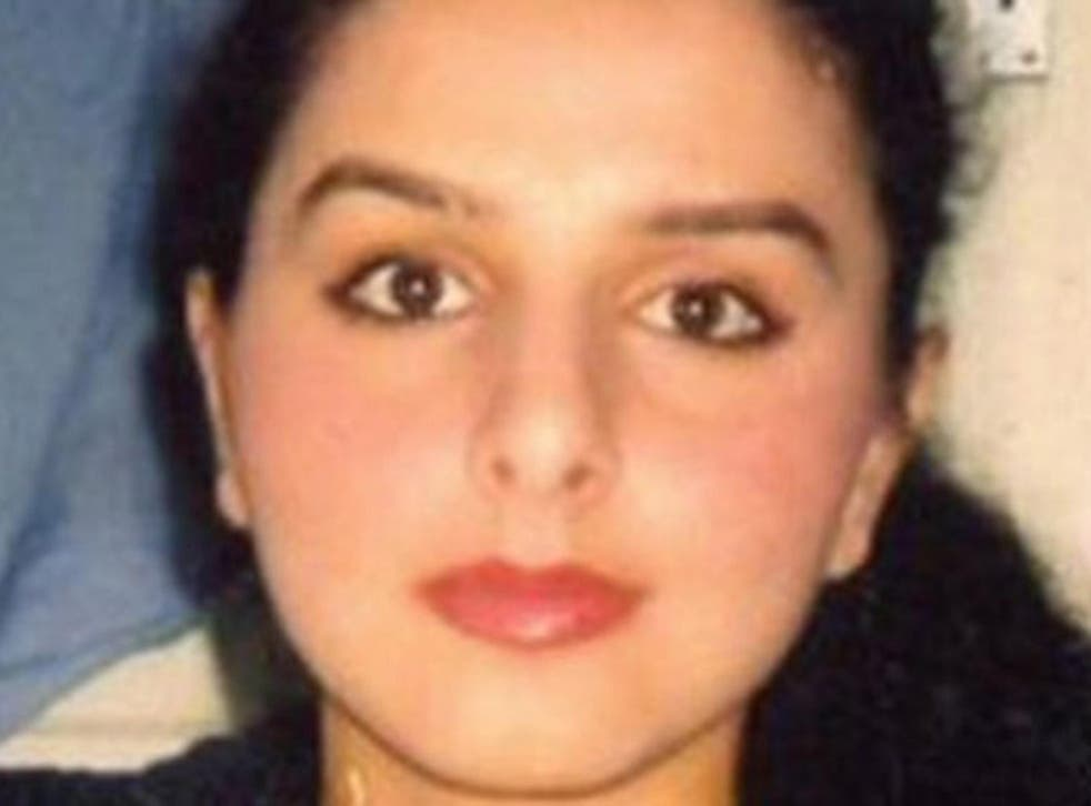 A life cut short: Banaz Mahmod was 20 years old when she was killed by members of her own family in 2006
