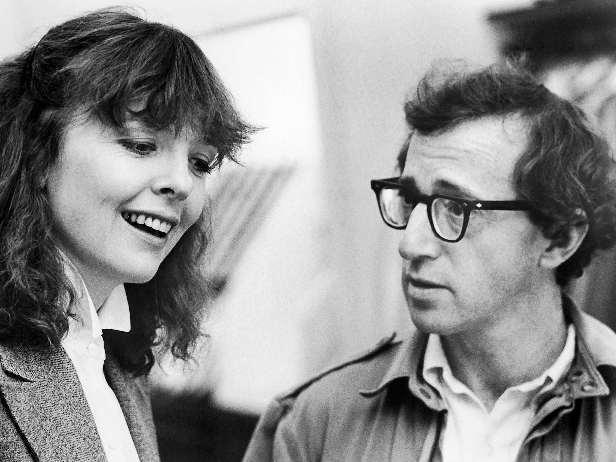 Image result for woody allen diane keaton