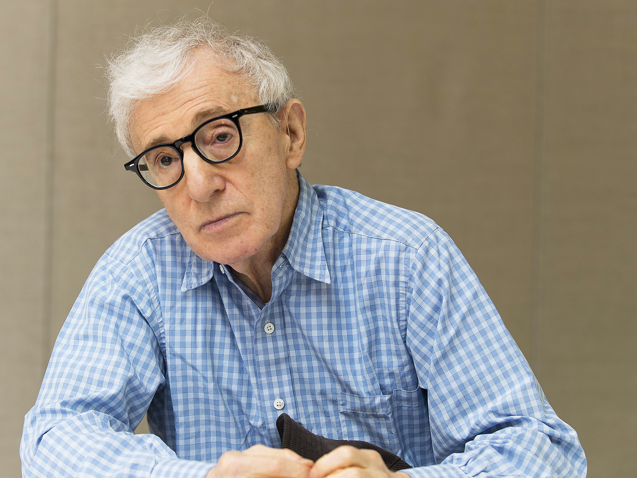 Woody Allen rejected accusations of violence by his adopted daughter 03.02.2014 60