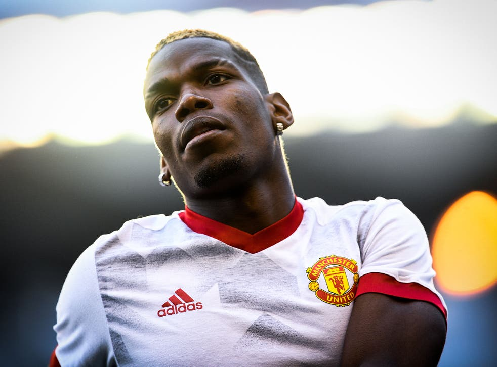Paul Pogba became the world's most expensive footballer after moving to Manchester United
