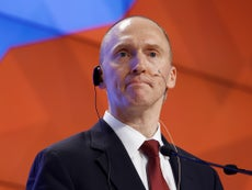 Former Trump adviser Carter Page coordinated Russia trip with campaign