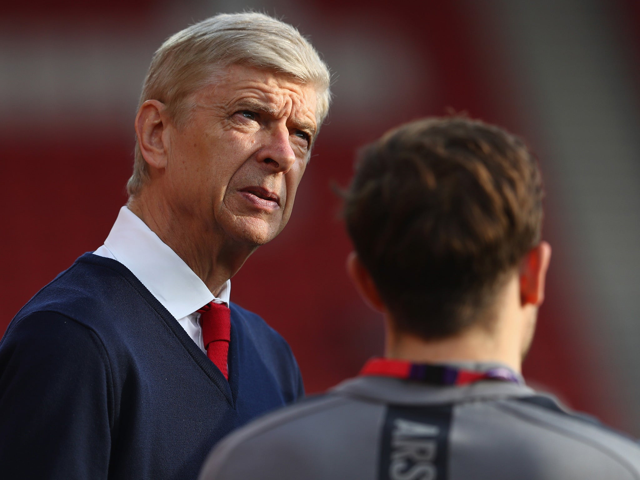 Arsenal struggles never led Arsene Wenger to doubt his players
