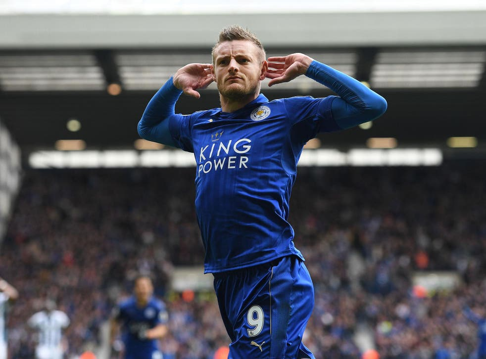 Jamie Vardy is on Diego Simeone's transfer target list as he attempts to strengthen his Atletico Madrid attack