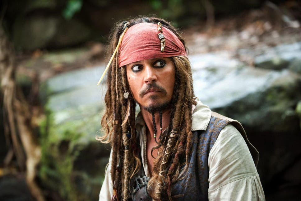 johnny depp s train wreck on set behaviour detailed by pirates of