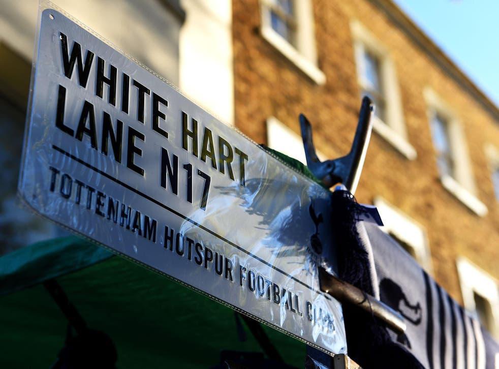 Tottenham will wave goodbye to White Hart Lane this weekend