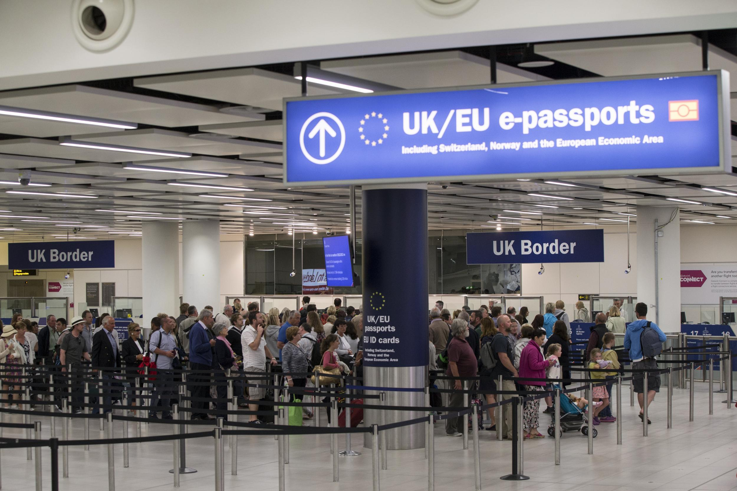 Fears for economy as number of EU migrants leaving Brexit Britain surges