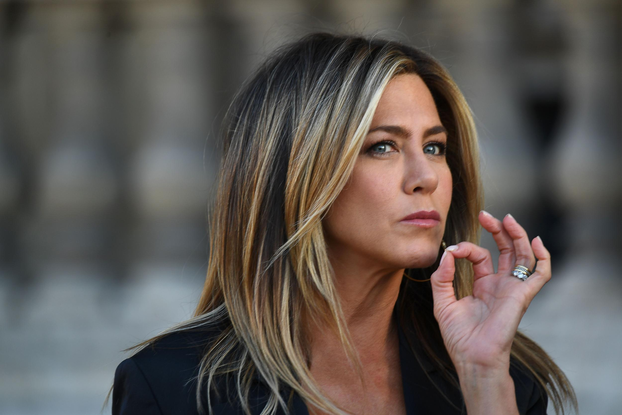 Friends Reunion Jennifer Aniston Says Anything Is A