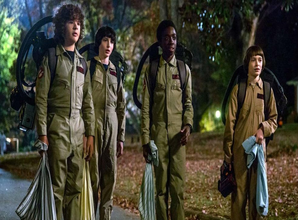Netflix drama Stranger Things picked up nominations for this year's Emmy awards