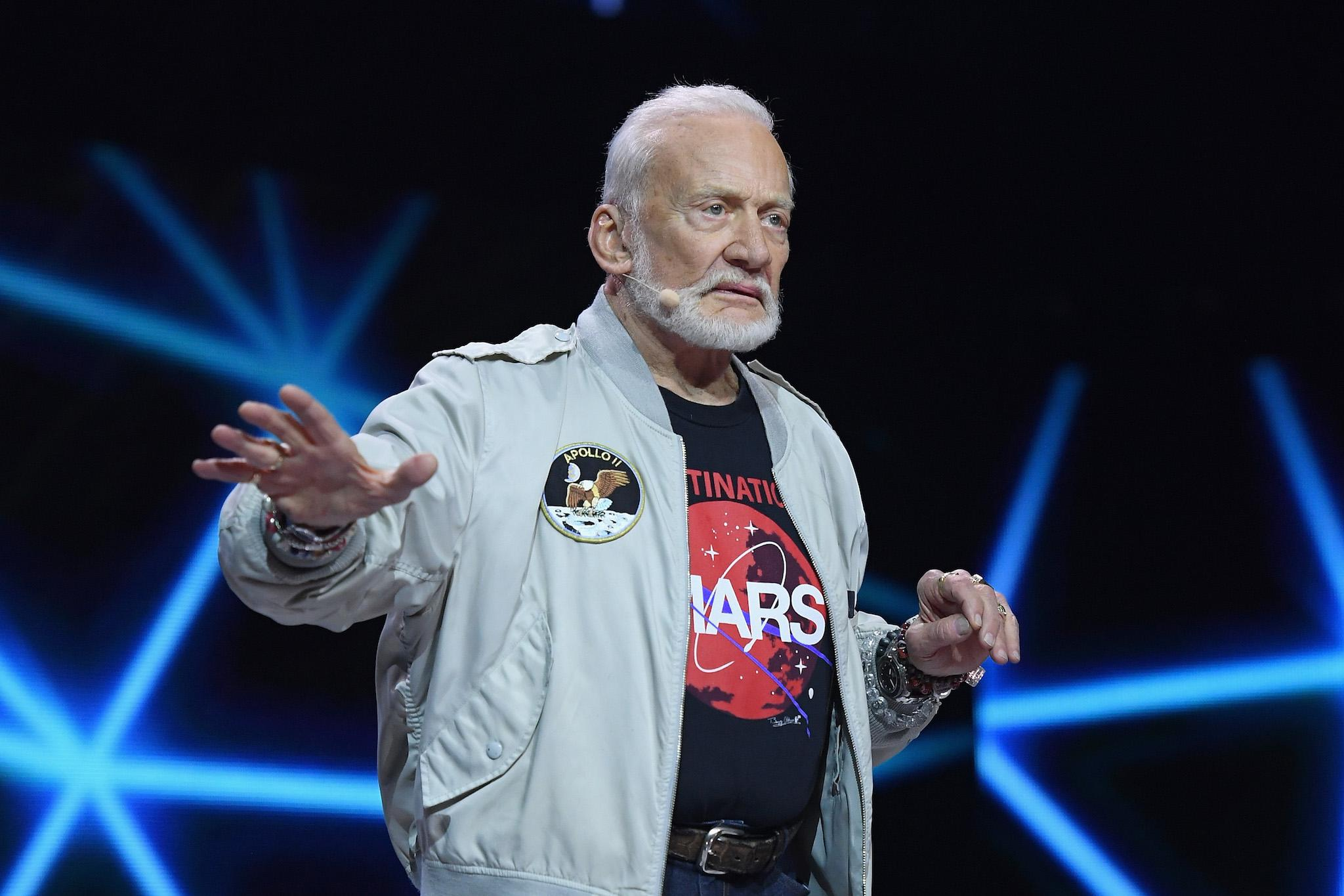 Nasa should get rid of International Space Station as soon as possible and go to Mars instead, says Buzz Aldrin