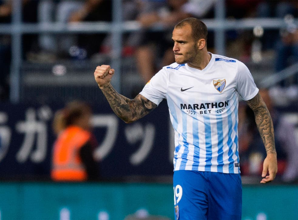 Sandro Ramirez, a Barcelona academy graduate, is a wanted man