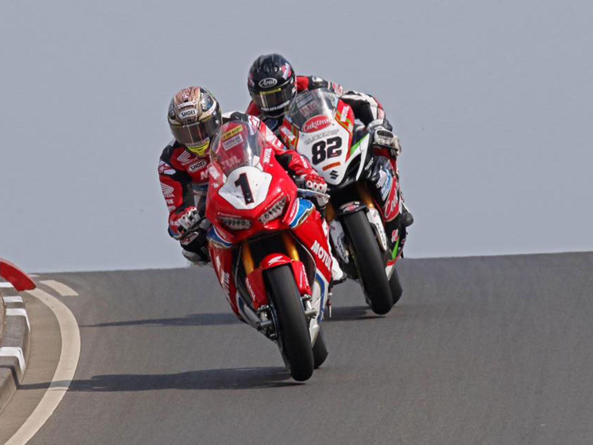 Honda Withdraw Guy Martin From NW200 After McGuinness Crash