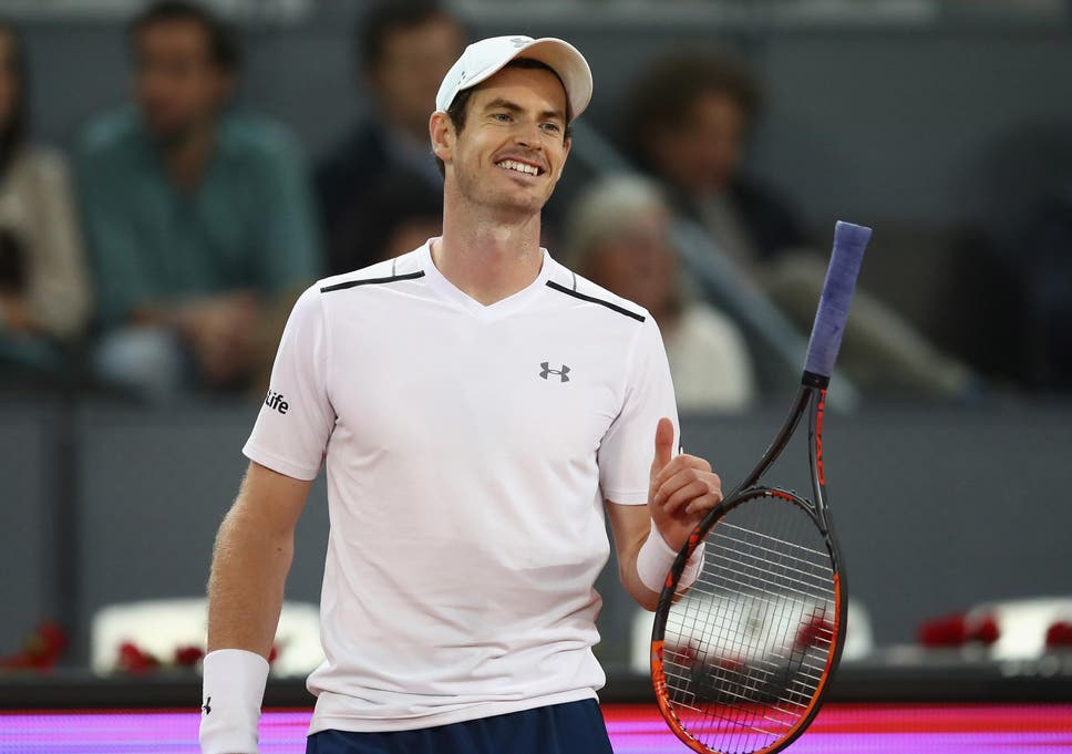 Andy Murray S Miserable Run Of Form Continues As Borna Coric Knocks