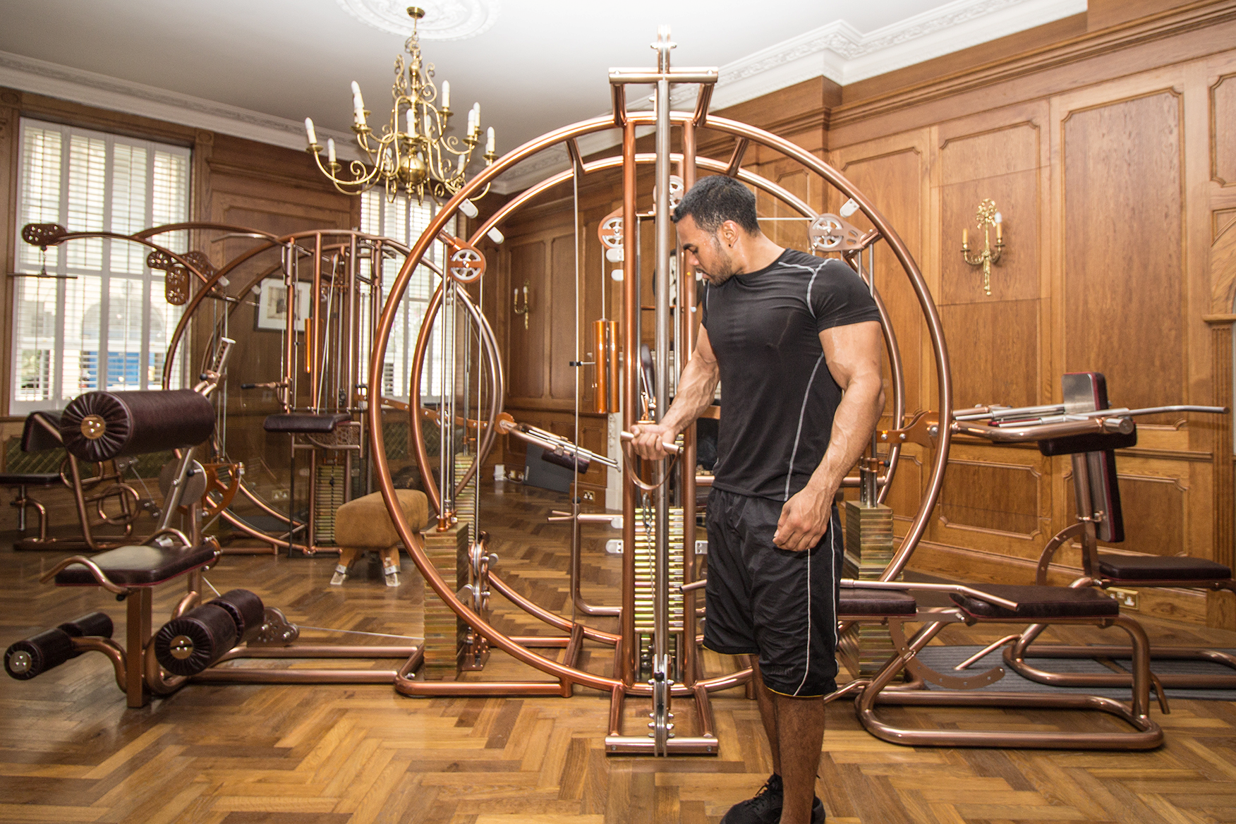 Inside London's most expensive gyms | The Independent