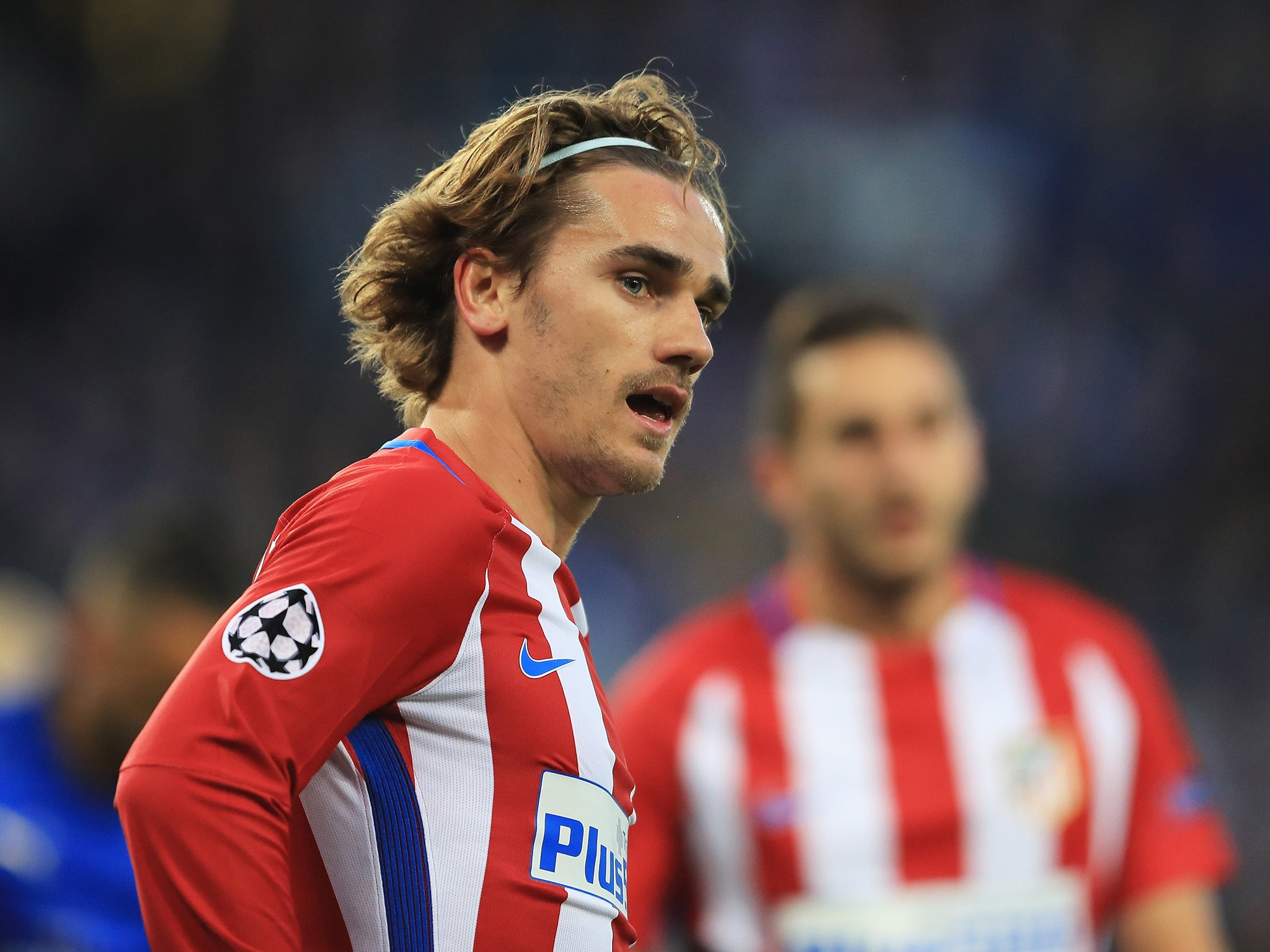 Antoine Griezmann reveals chances of joining Manchester United are