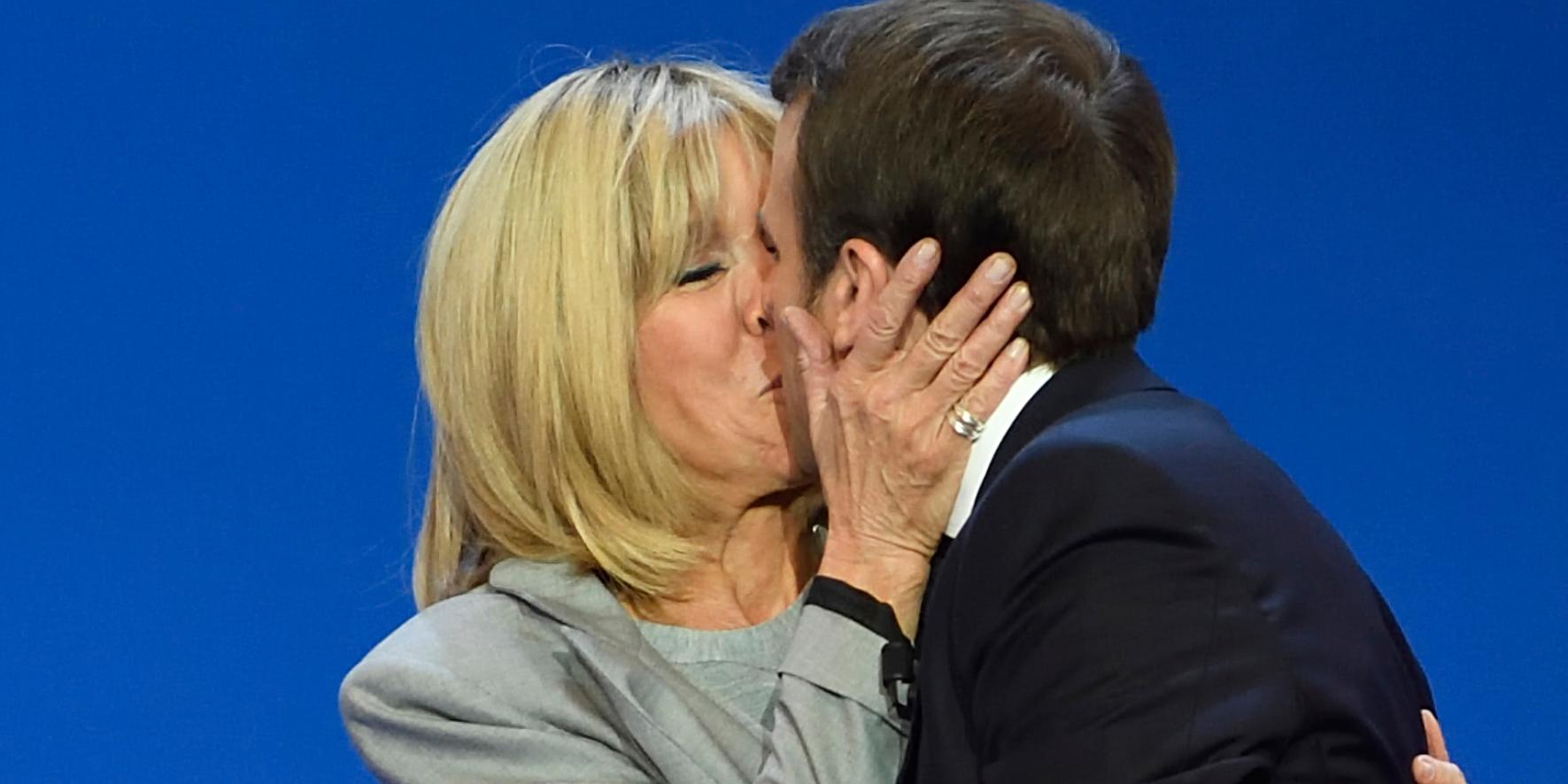 The 24 Year Age Gap Between Macron And His Wife Isn T As Unusual As You D Think Indy100