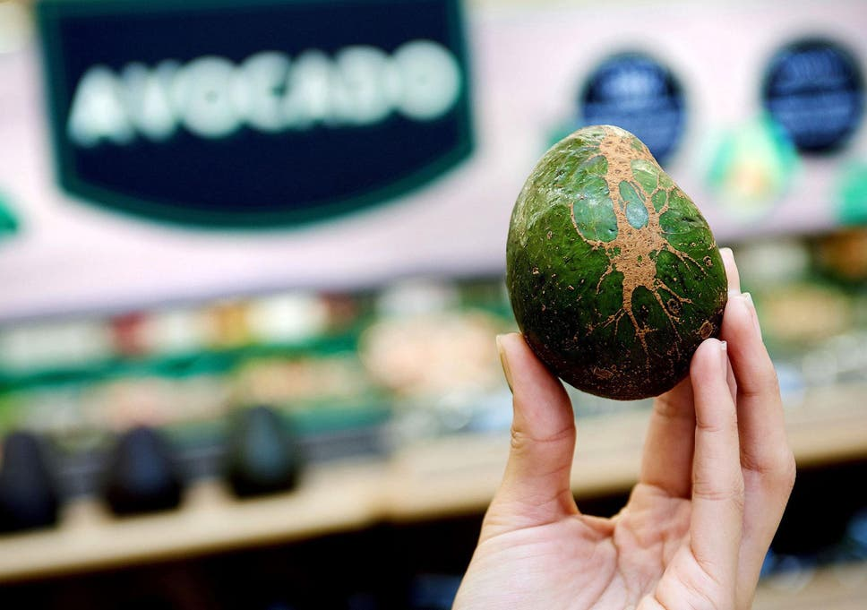 The retailer is marketing the fruits as u0027wonkyu0027 on account of their assorted sizes & Morrisons will sell u0027wonky avocadosu0027 for just 39p from Monday as ...