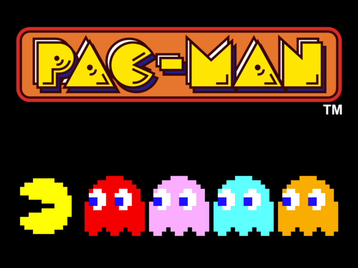 Pacman is  in top 10 highest-grossing games of all time