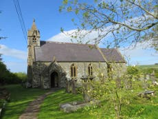 Welsh church bans yoga because it's a 'non-Christian' activity