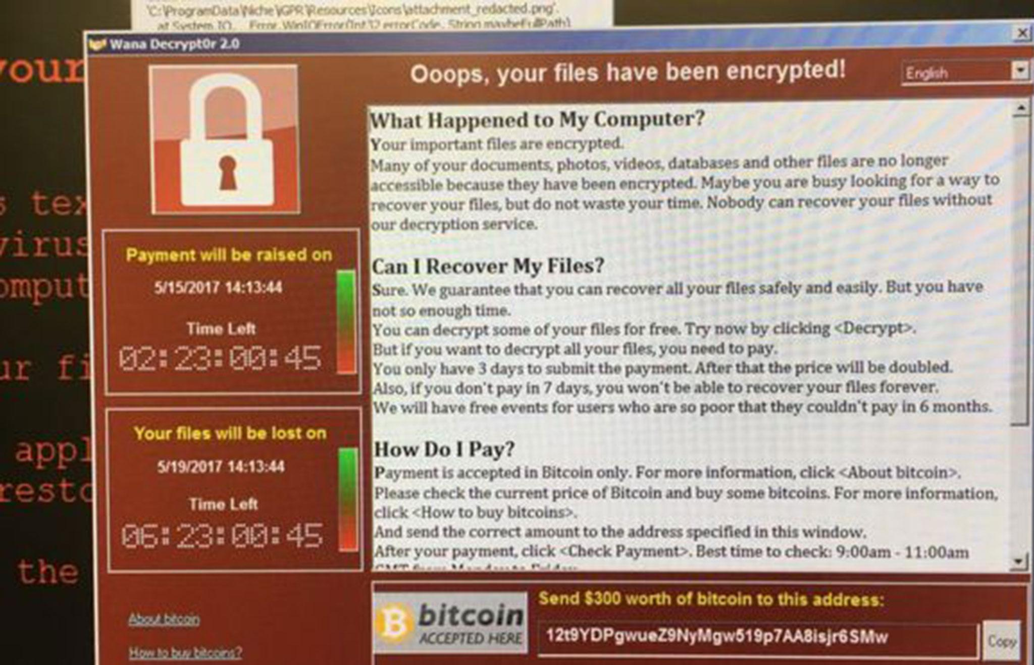 how to kill a ransomware hack