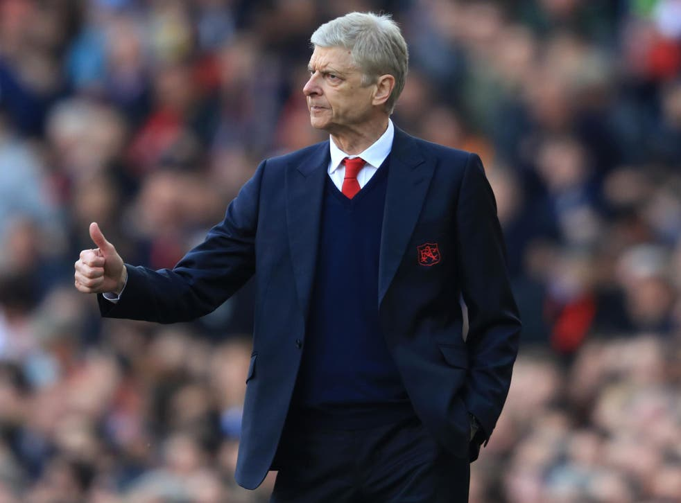 The Gunners face an uphill task to usurp Liverpool and secure Champions League football