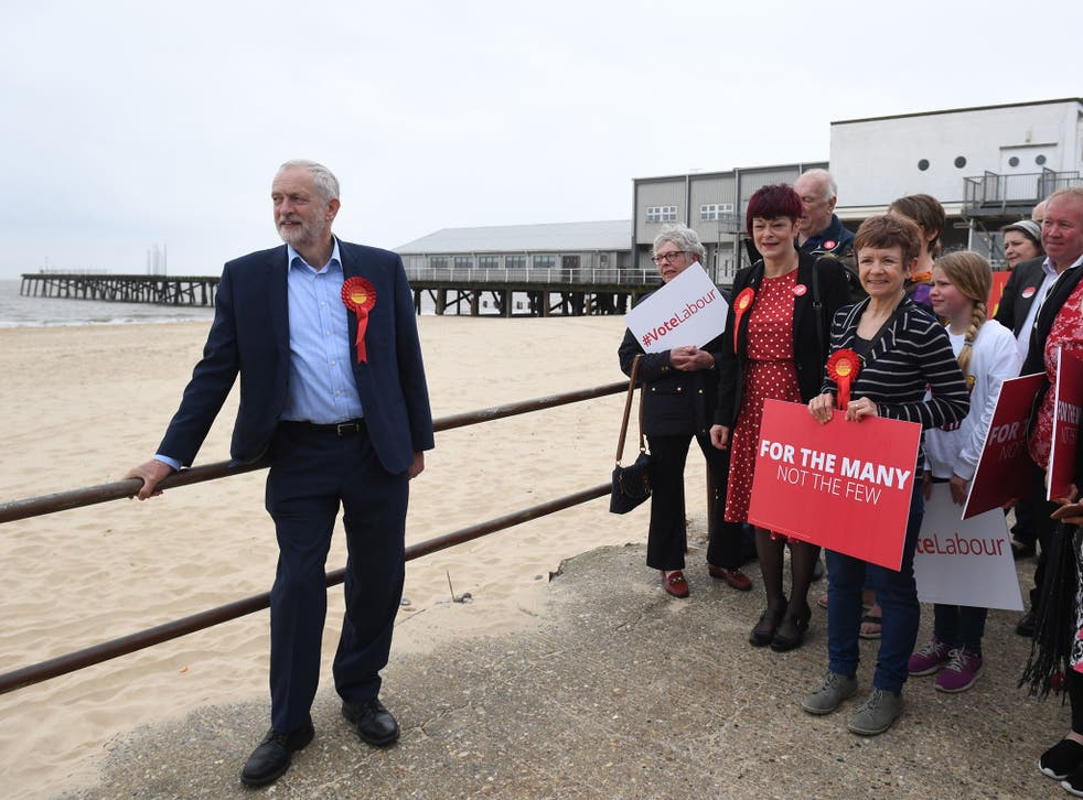 Corbynite MPs tend to be in safe seats – Corbynism can thrive only if it is well insulated from the views of swing voters