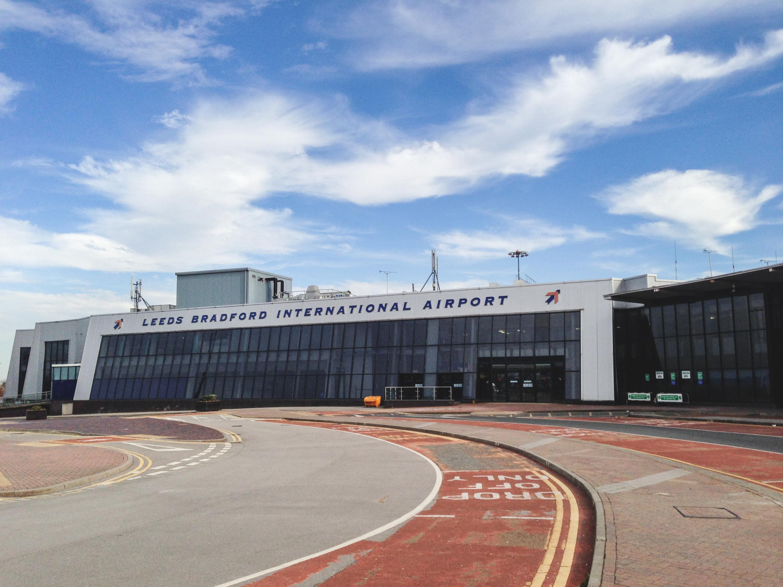 British Airways cancels all flights from Leeds Bradford airport