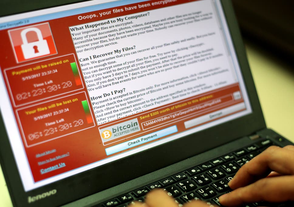 North Korea hackers could be behind NHS ransomware hack, say British