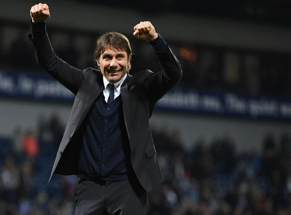 Antonio Conte wants more from his Chelsea side next season