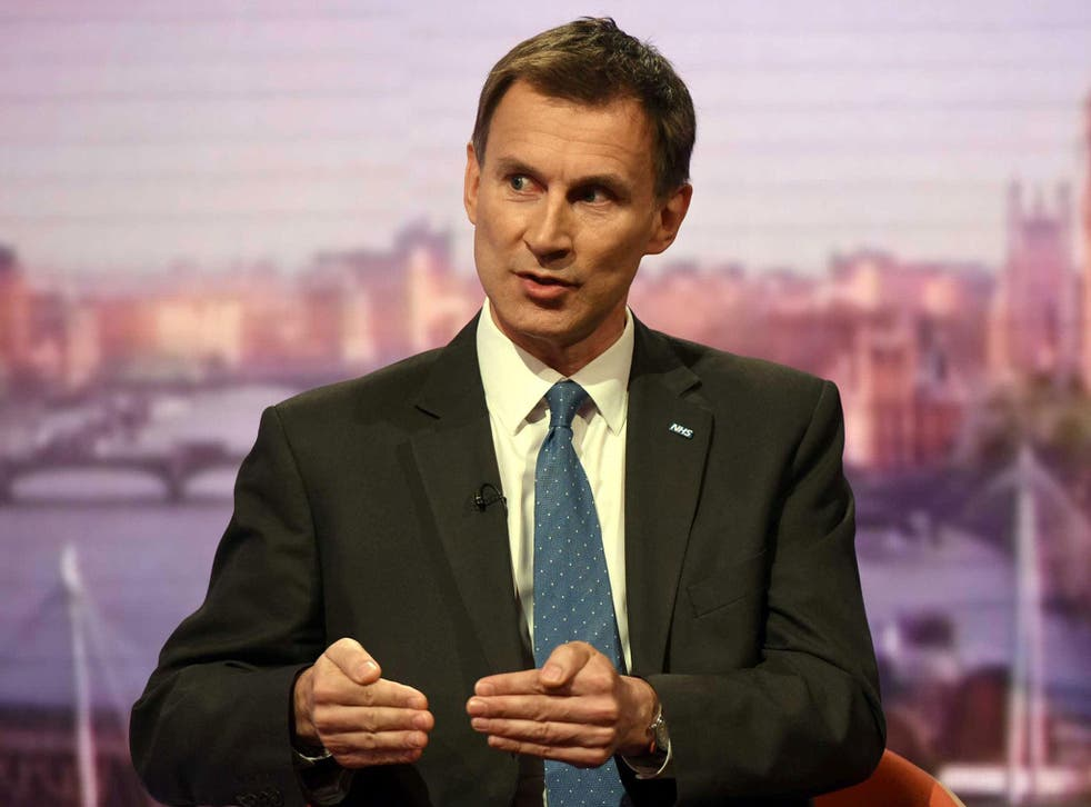 Concerns about outdated computer systems were repeatedly flagged up to Health Secretary Jeremy Hunt, according to Labour