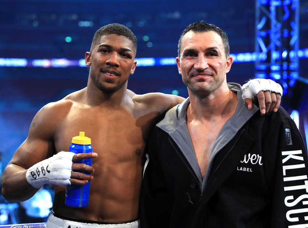 Wladimir Klitschko is expected to trigger the rematch clause in his contract and face Anthony Joshua again