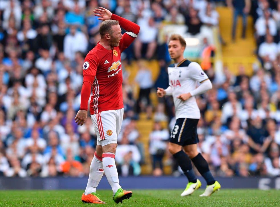 Wayne Rooney's future at Old Trafford looks bleak
