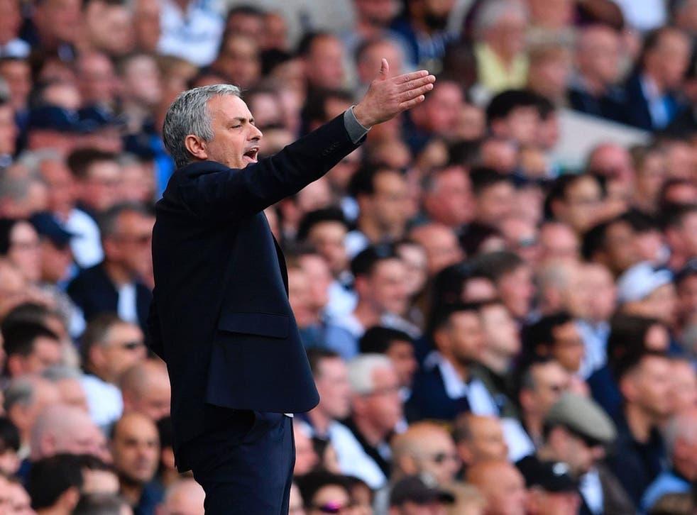 Jose Mourinho has prioritised the Europa League over the Premier League