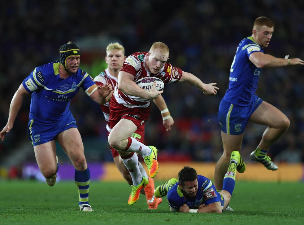 The two teams met in last year's First Utility Super League final