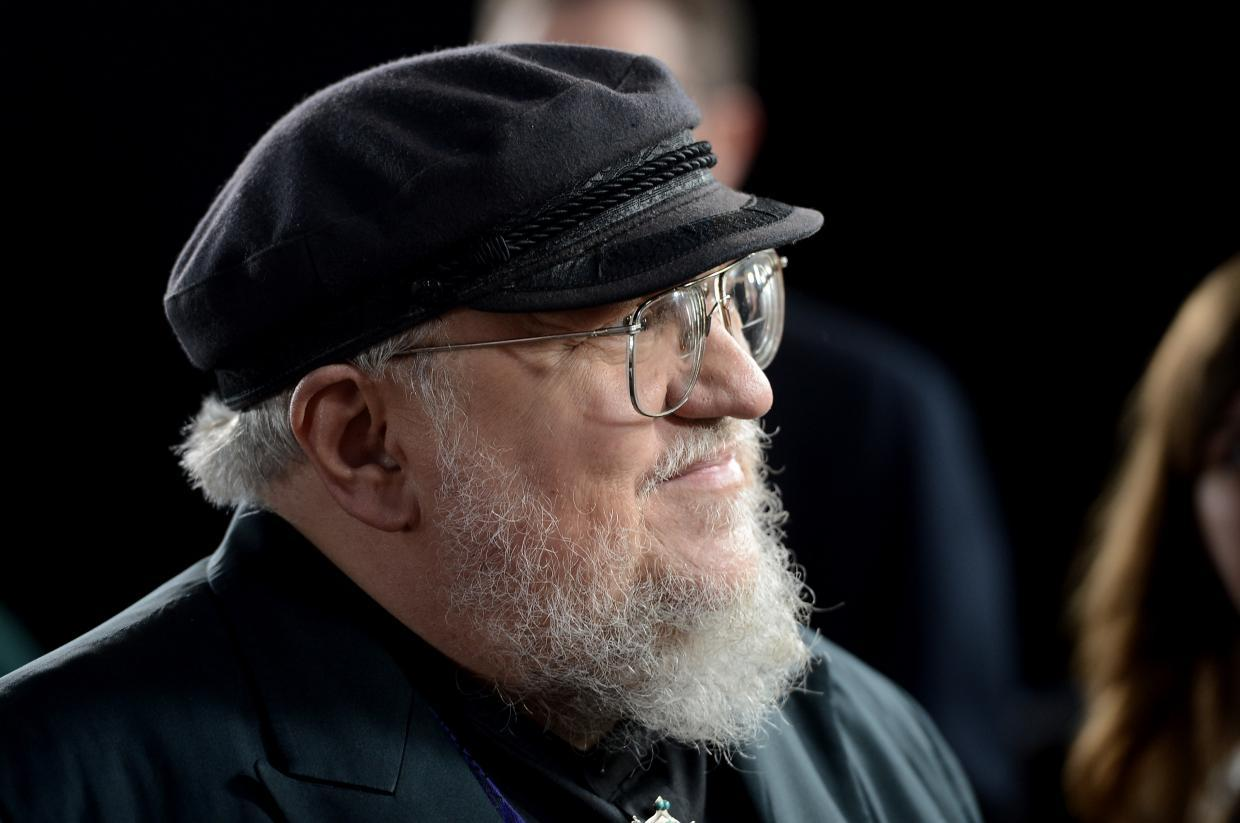 George Rr Martin Executive Producing New Nongame Of Thrones Fantasy For  Hbo, Who Fears Death  The Independent