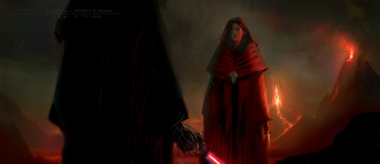 Star Wars Revenge Of The Sith Original Ending Actually Did Justice To Natalie Portman S Padme The Independent