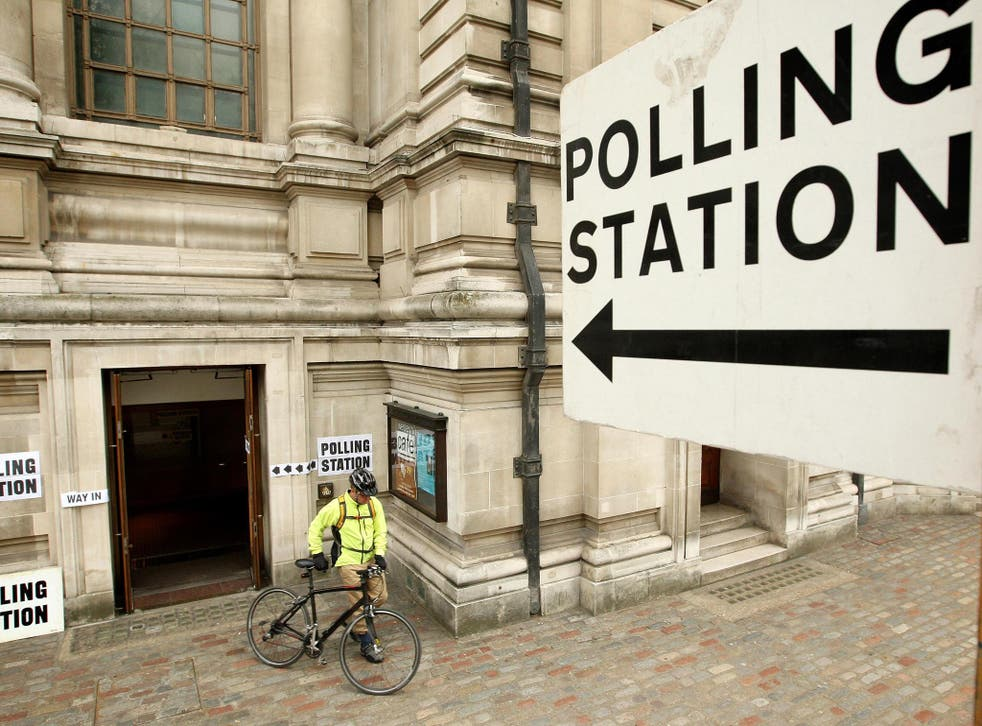 """The issue occurs when a voter's national insurance number is """"protected"""", which allows certain people, including some celebrities and victims of crime, to vote anonymously"""