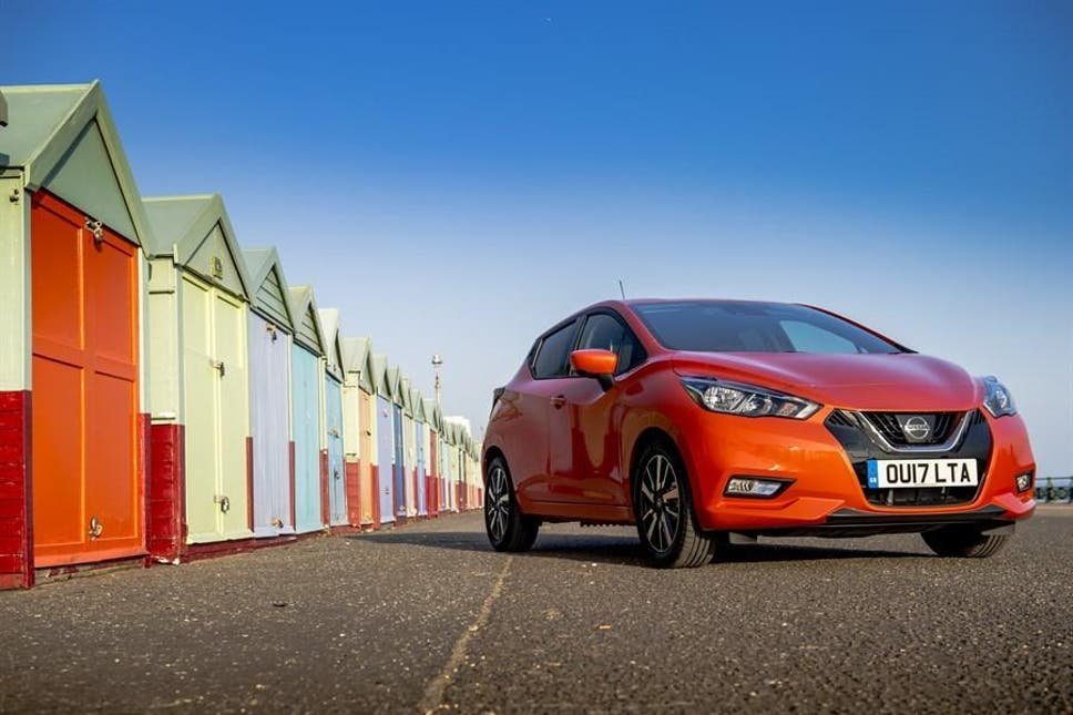 Nissan micra car review the independent nissan micra car review fandeluxe Choice Image