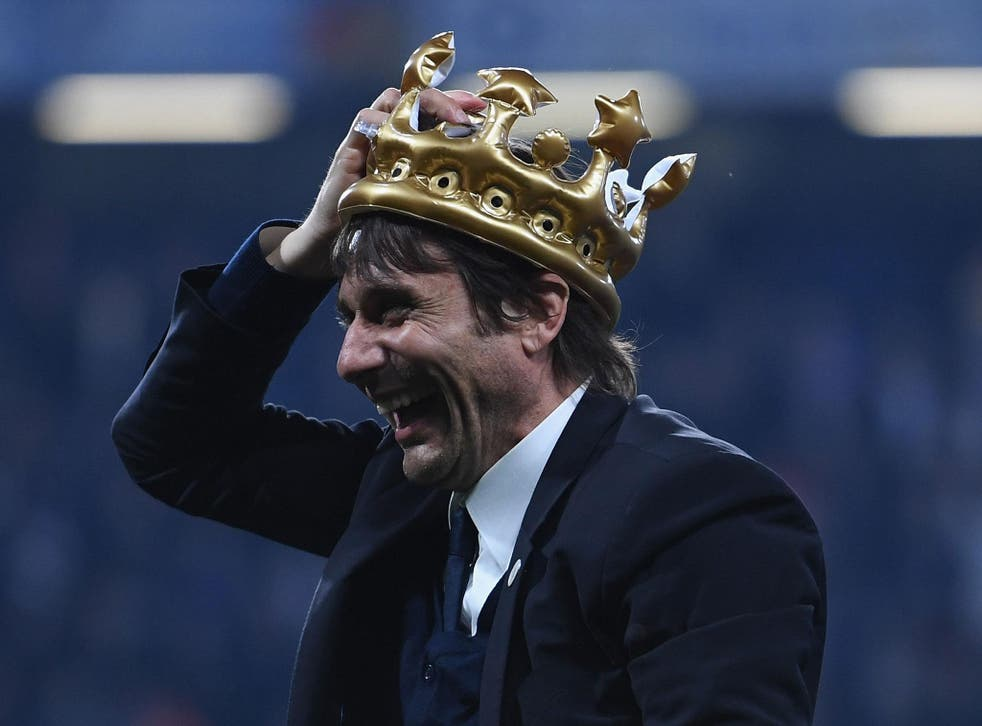 Antonio Conte revitalised Chelsea and took them back to the top
