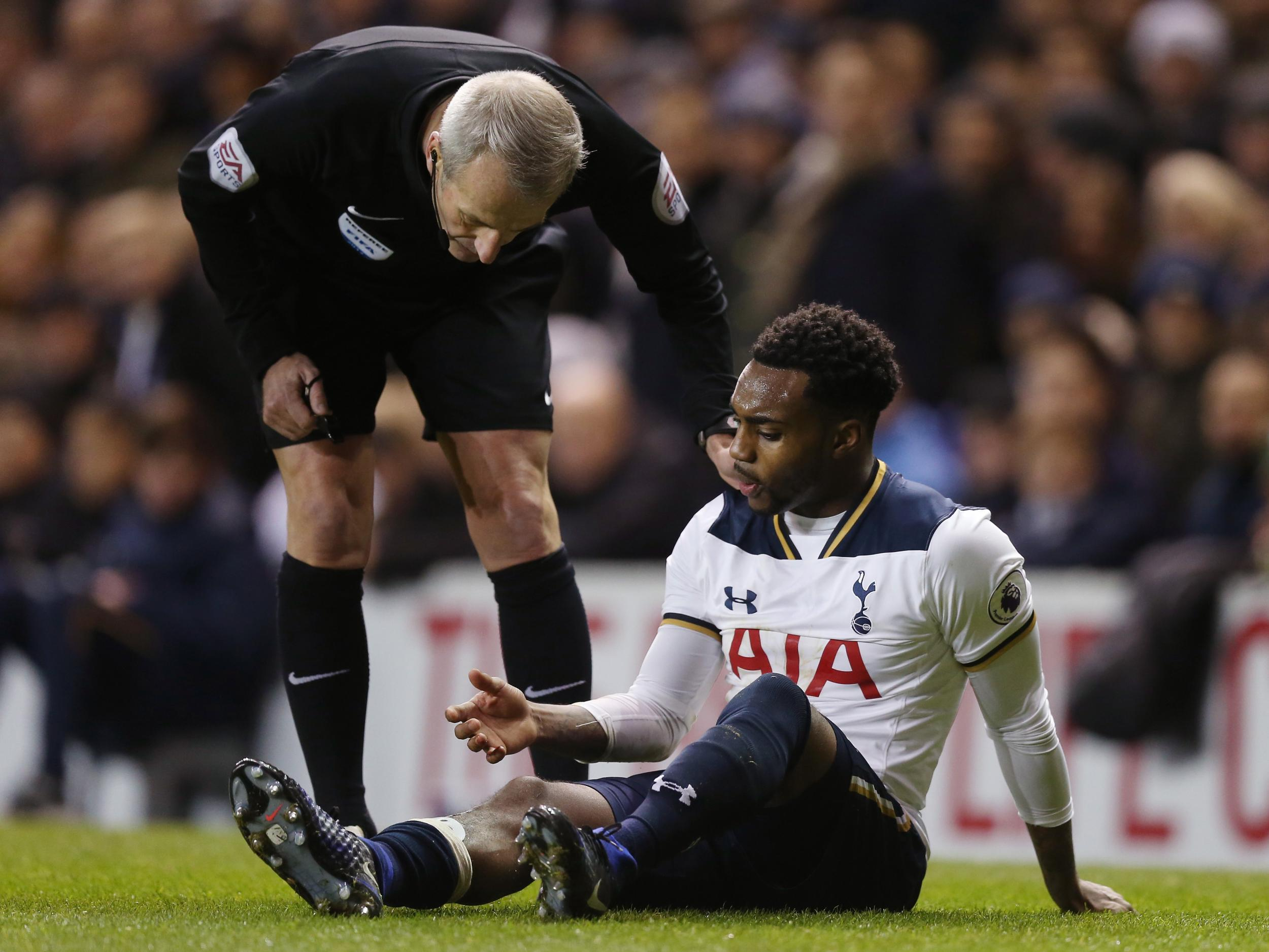 Tottenham's Danny Rose set to miss the start of the new Premier League season after knee surgery