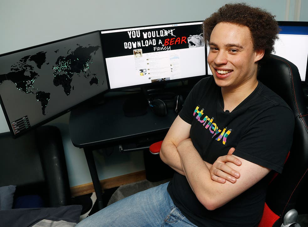 The report said the attack could have inflicted even more damage on the NHS had 'WannaCry hack hero' Marcus Hutchins not found a 'kill switch'