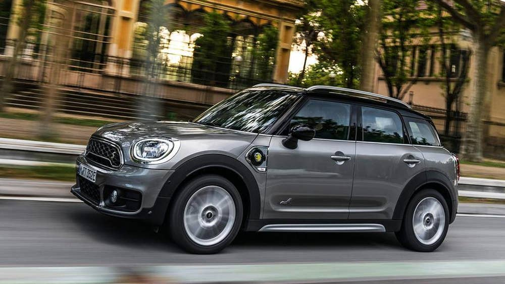 Mini Countryman S E Cooper All4 Driven The Independent