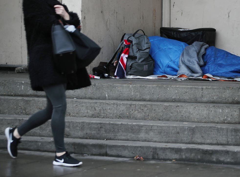 """Councillor Colin Galloway called for police to """"clean up"""" the """"unwelcome detritus"""" in order to """"save"""" the city, saying they must be """"placed in specific care whether they want to or not"""""""