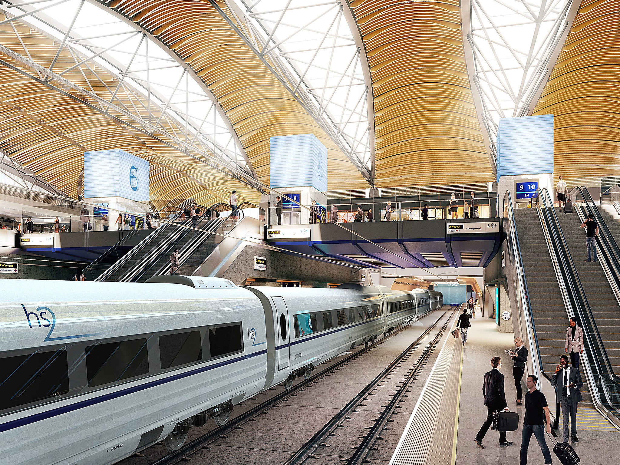 Contractor carillion part of a 1 4bn hs2 contract win despite the mess the company s in the independent
