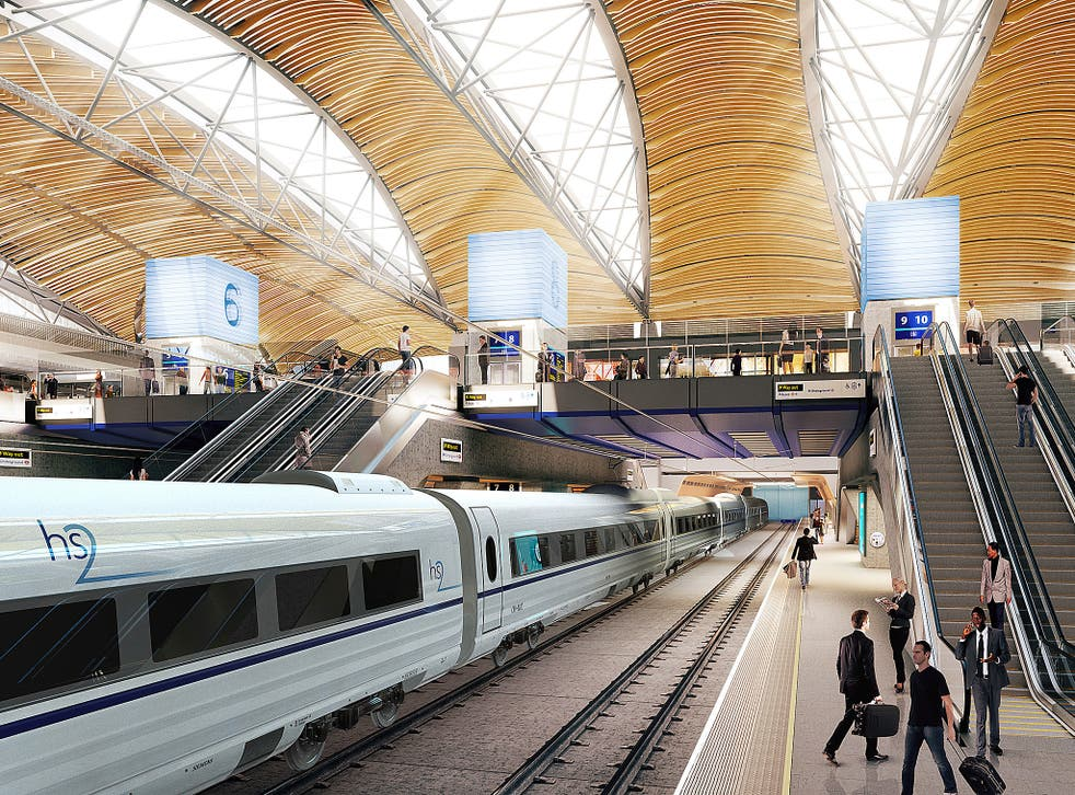 HS2: troubled contractor Carillion will play key role in work