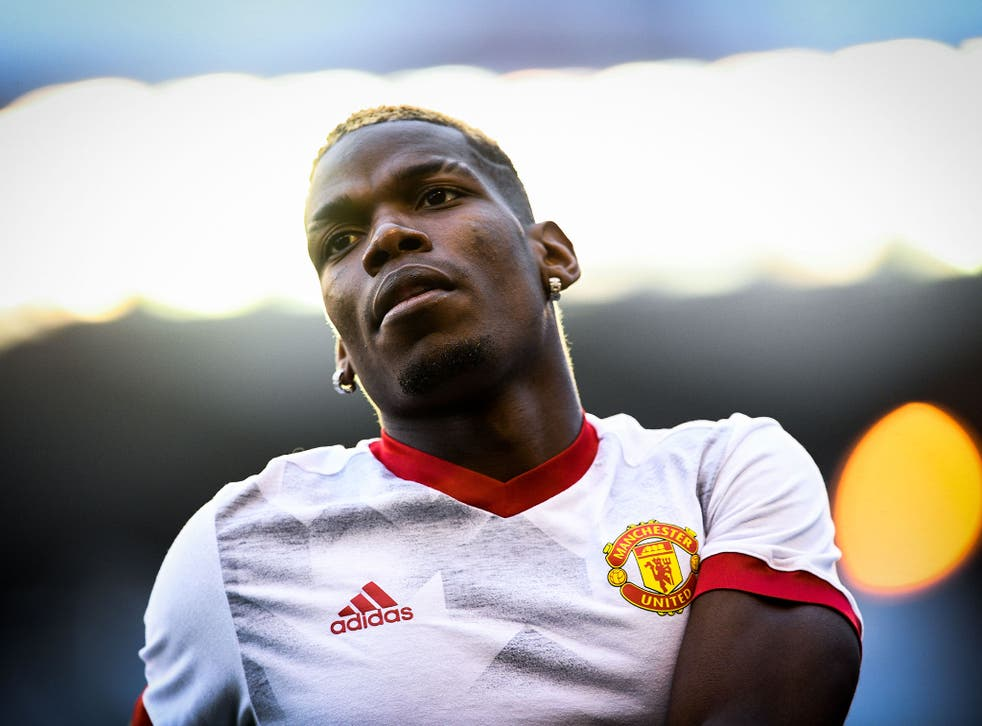 Paul Pogba will miss Manchester United's penultimate Premier League match after the death of his father