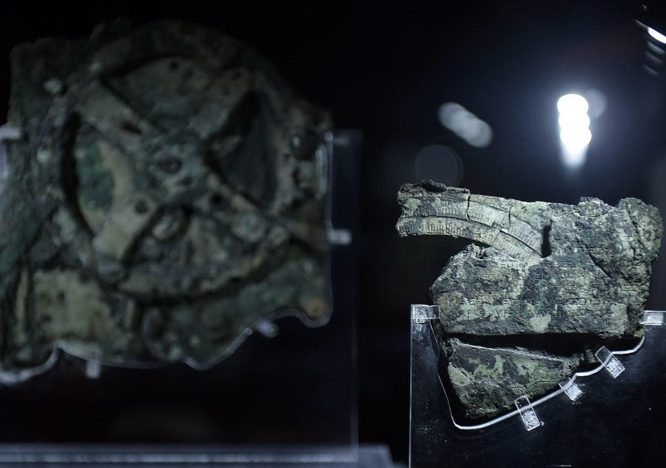 What is the Antikythera mechanism? Is this world's first